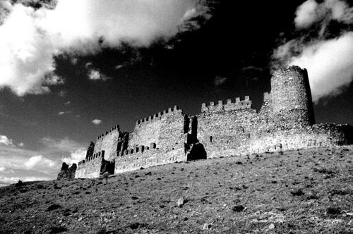 Castillo de Almonacid de Toledo. Castilla La Mancha (Spain). Ag.-88