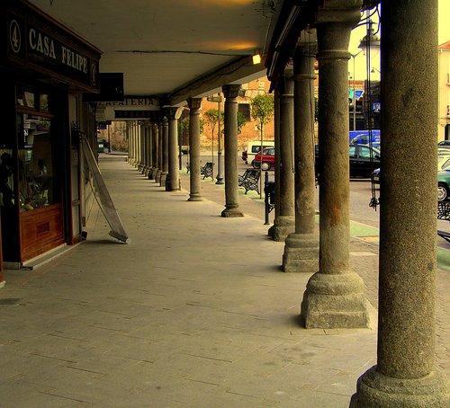 Arcades at Arevalo Main Street