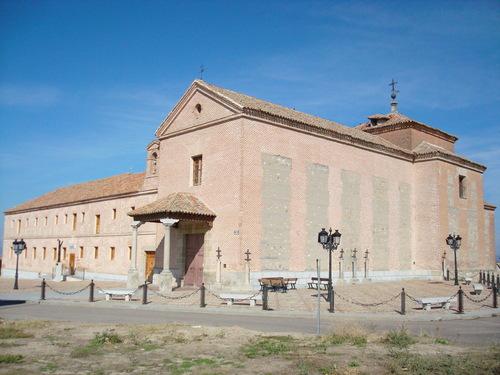 Torre de Esteban Hambran, convento