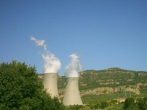 Central nuclear-Cofrentes (Valencia)