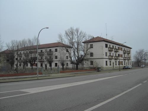 Barrio de la Azucarera - Monzon de Campos (Palencia)