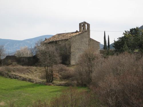 Sant Miquel del Vilar - Alt Urgell