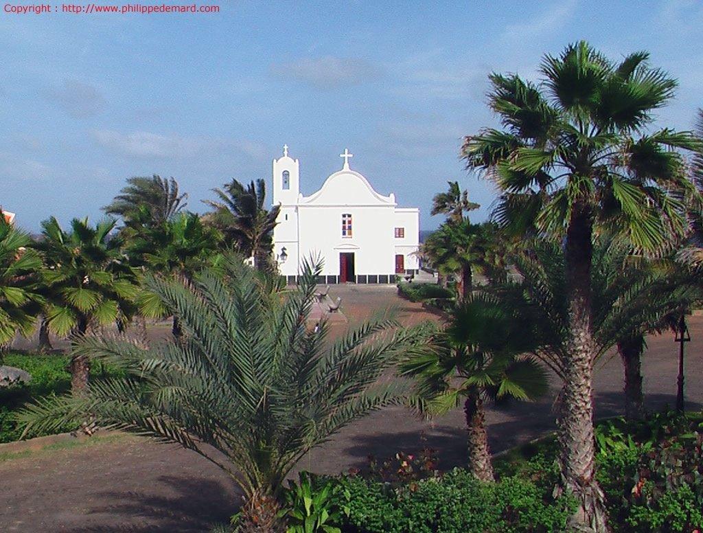 Ponta do Sol church