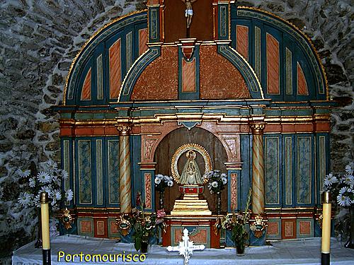 Capella da Virxe das Ermidas