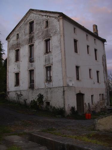 Casa Monasterio, Sante, Trabada, Lugo
