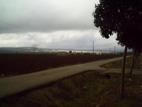Tierra de labor en Navahermosa