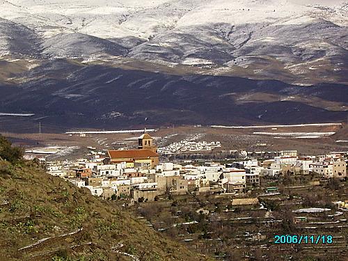 ABRUCENA desde Sierra Nevada