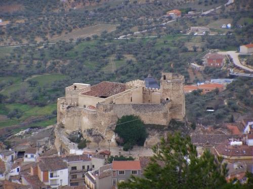 Castillo-Yeste (Albacete)