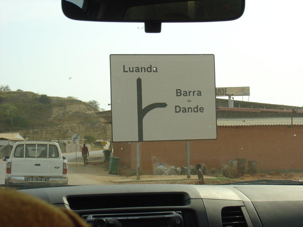Barra do Dande