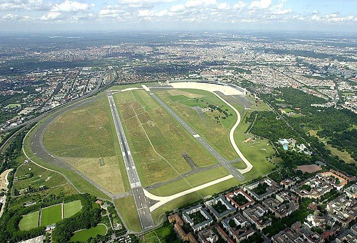 Zentralflughafen Berlin Tempelhof