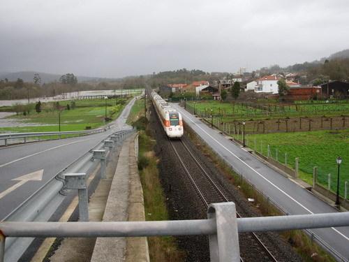 tren santiago-vigo