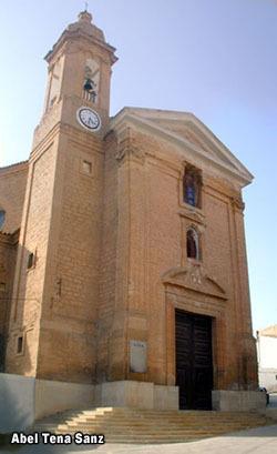 Iglesia Parroquial San Pedro Martir, Siglo XVIII