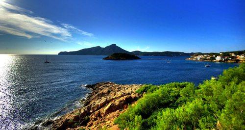 Sa dreagonera vista Sant Elm - Buy a print in - http://cafate.blogspot.com/