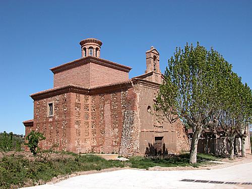 BERGASA (La Rioja). 2005. 02. Ermita de Santa María de los Dolores (sXVII-XVIII).