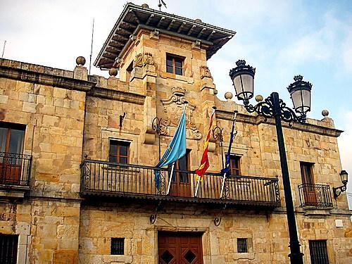 Ayuntamiento de Colunga, Asturias