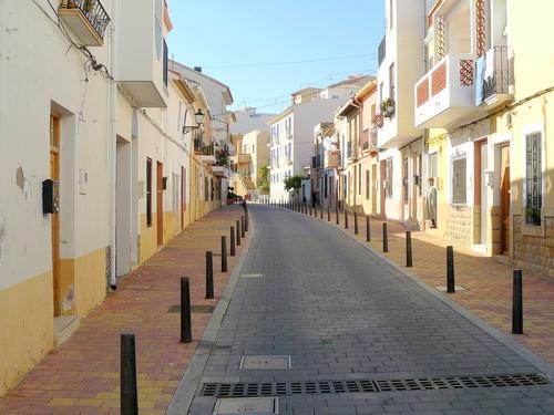 ?(?¿?)?calle de san rafael en la Nucia