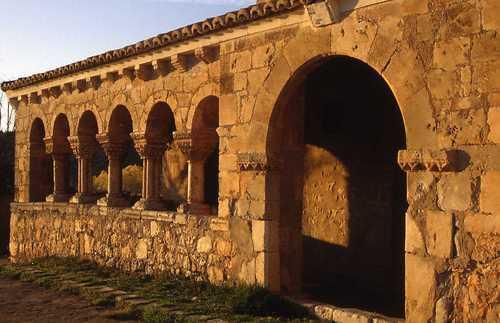 Románico en Andaluz.