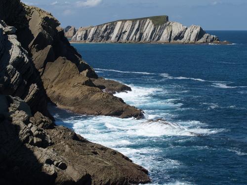 Cantabria, Isla del Castro