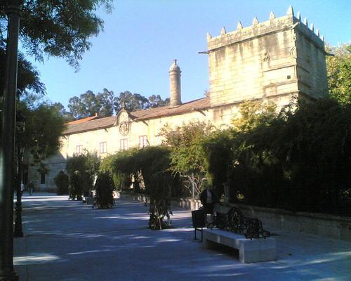 Pazo de Vistalegre. Villagarcía de Arosa (Pontevedra)