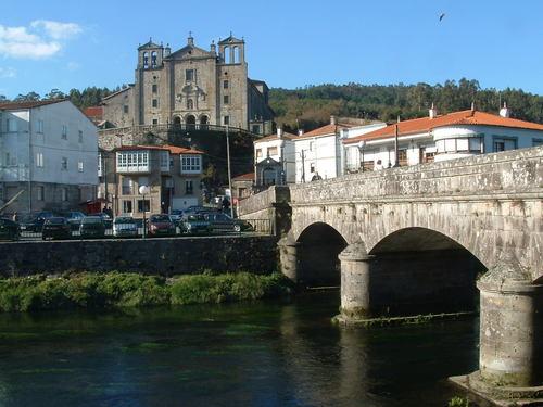 ponte sobre o Sar