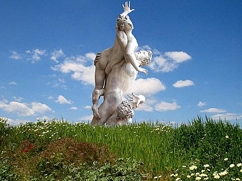esculturas romanas