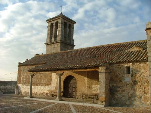 Iglesia de Casalgordo