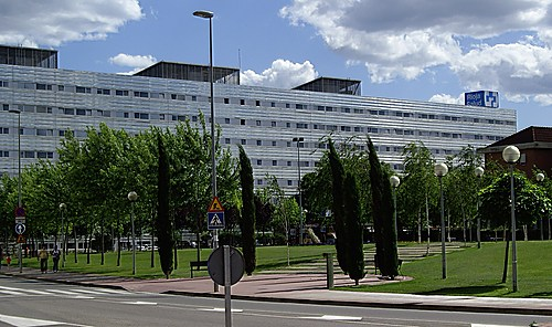 Hospital San Pedro (Logroño, 15-6-2007)