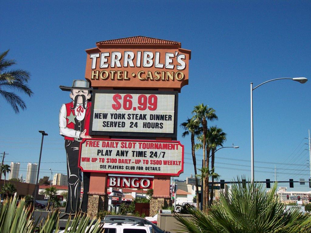 Terribles casino in st bingo casino game