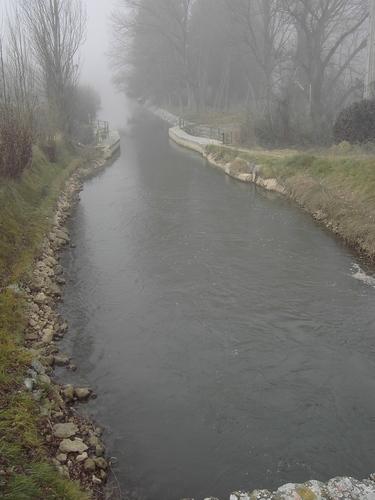 Canal del Duero - Sardon de Duero (Valladolid)