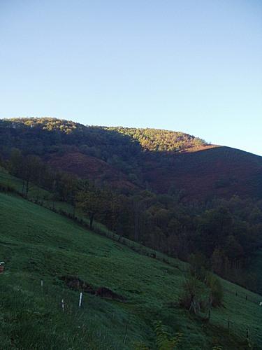 Montes sobre Valcárcel
