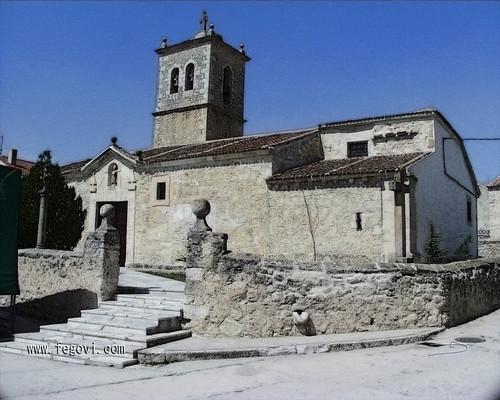 Iglesia de Fuentepiñel
