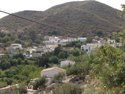 Serena village, near Bedar, Spain