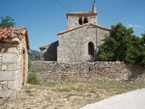 Iglesia de San Miguel del S. XII