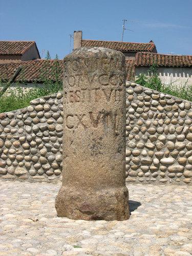 Miliario romano