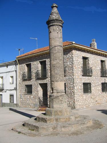 Picota de La Ventosa (Cuenca)