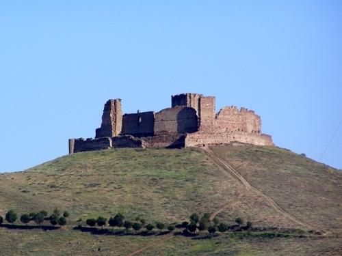 Castillo-Almonacid de Toledo (Toledo)