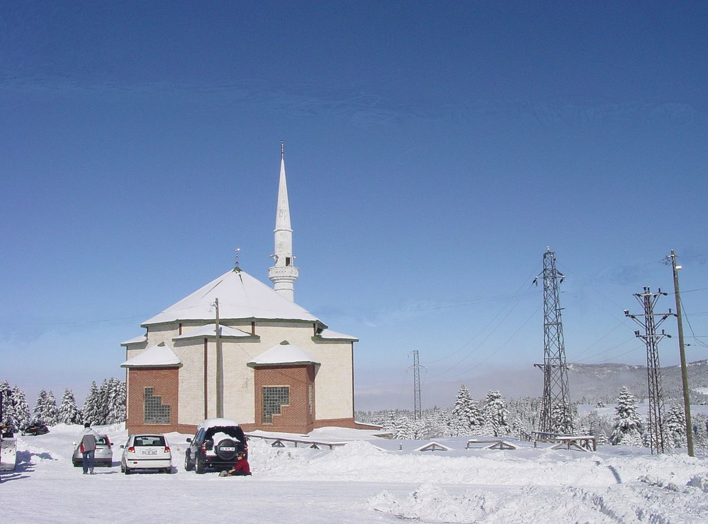 Mosque in Uludag