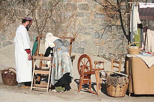Fira Medieval a Sant Climent