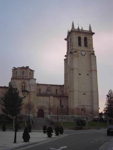 Iglesia de Santa Maria la Mayor S-XIII - Vilamuriel de Cerrato (Palencia)