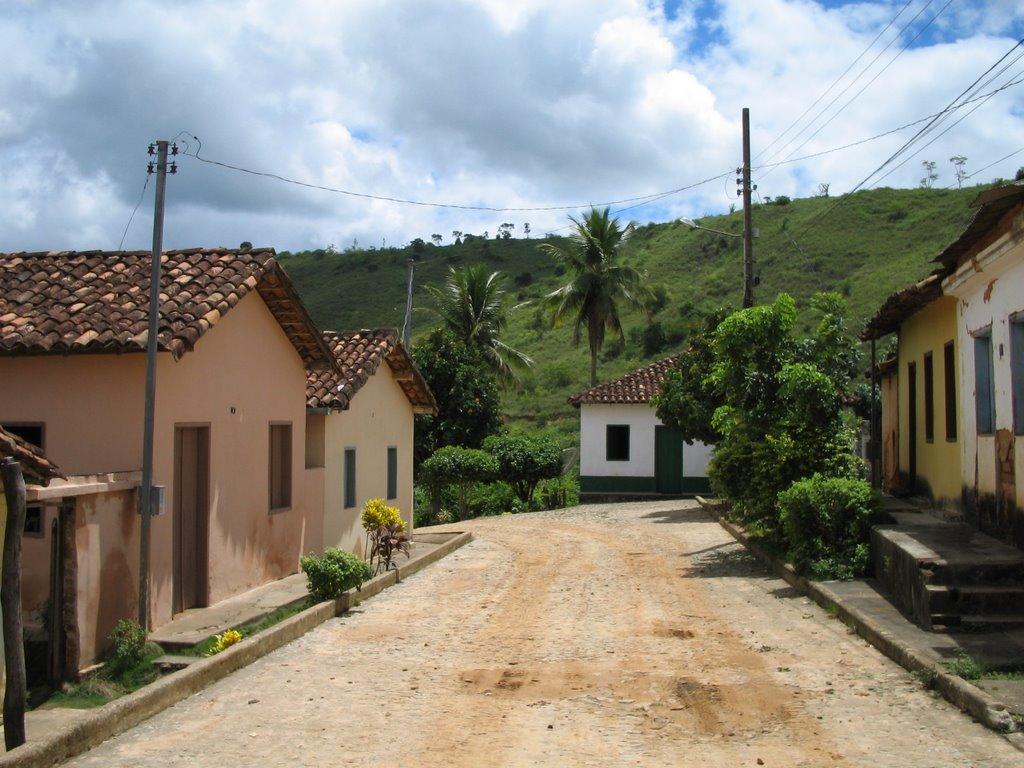 Umburatiba Minas Gerais fonte: mapio.net