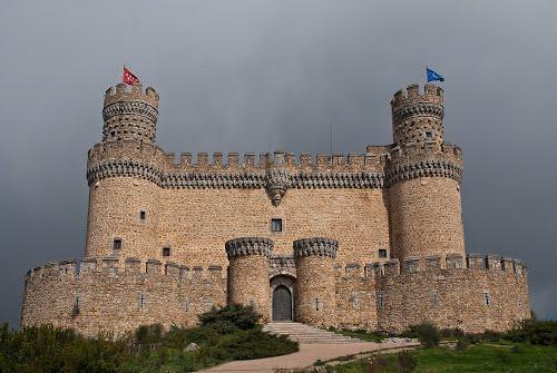 Castillo de Manzanares El Real II