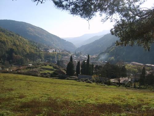 Panoramica de Ribes de Fresser