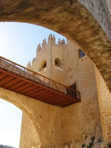 Arcos Castillo-Velez Blanco (Almería)