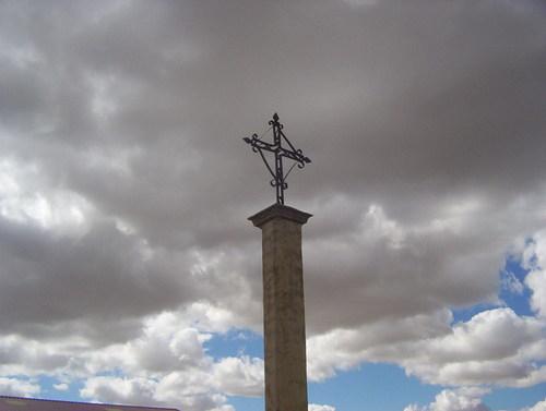 Moreda, La Cruz de las Eras