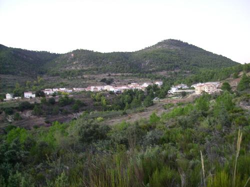 Vista de Torre-Pedro - Octubre 2007