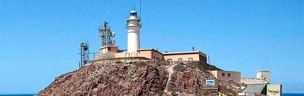 faro de Cabo de Gata. Qué ver en Cabo de Gata