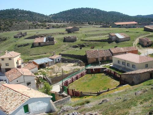Plaza de toros (Vista desde lo alto)