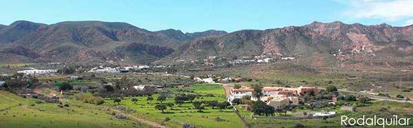 Rodalquilar. Localidades en Cabo de Gata