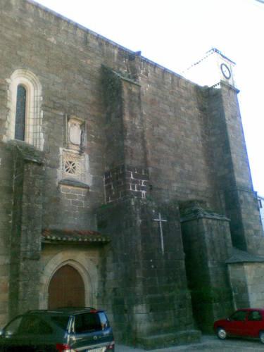 iglesia de Gata