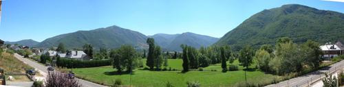 panoramica desde Meneza